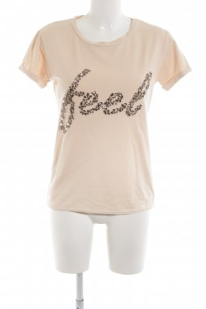 Hallhuber T-Shirt nude Casual-Look