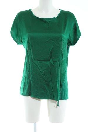Hallhuber T-Shirt grün Casual-Look