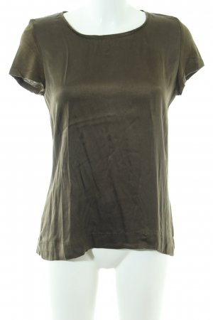 Hallhuber T-Shirt khaki Casual-Look