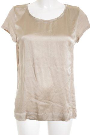 Hallhuber T-Shirt mehrfarbig Schimmer-Optik