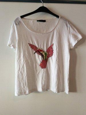 Hallhuber T-shirt multicolore