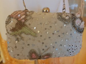 Hallhuber Mini sac multicolore polyester