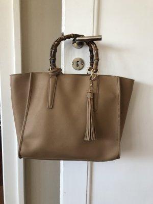 Hallhuber Carry Bag beige