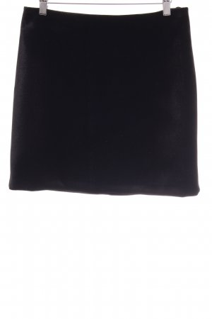 Hallhuber Falda circular negro look casual