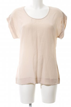Hallhuber Transparent Blouse cream casual look