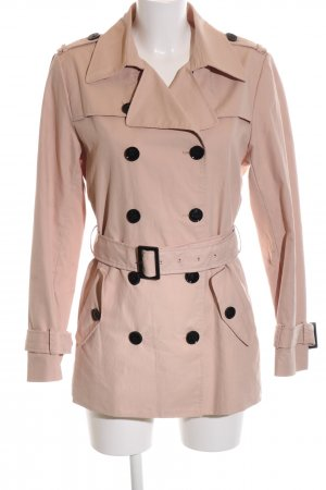 Hallhuber Trenchcoat nude Business-Look