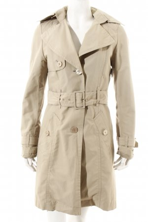 Hallhuber Trenchcoat beige Business-Look