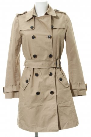 Hallhuber Trenchcoat beige Business-Look