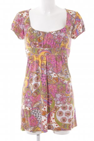 Hallhuber trend Jerseykleid florales Muster extravaganter Stil