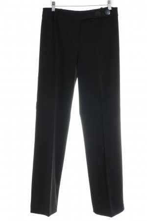 Hallhuber trend Marlene Trousers black elegant