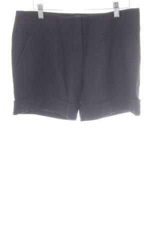 Hallhuber trend Shorts schwarz Casual-Look