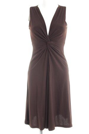 Hallhuber trend Wraparound brown simple style