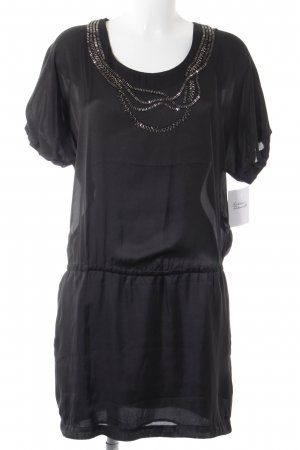 Hallhuber Tunikakleid schwarz Elegant