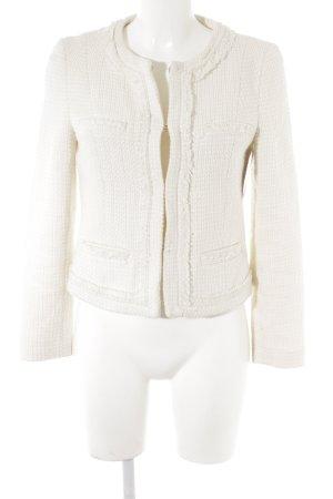 Hallhuber Tweed blazer room zakelijke stijl