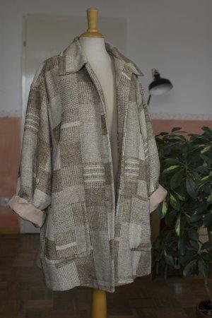 Hallhuber Übergangsjacke Mantel Wolle