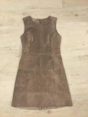 Hallhuber Velour Kleid