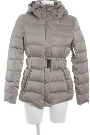 Hallhuber Winterjacke creme Street-Fashion-Look