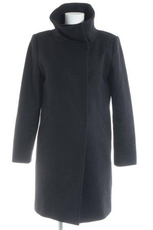 Hallhuber Wool Coat black elegant