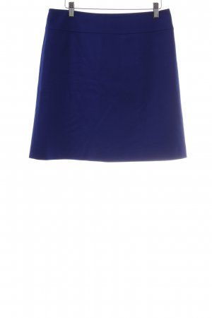 Hallhuber Wool Skirt blue casual look