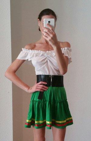 Halloween Dirndl esmeralda Gypsy mexikanerin kostüm gr S