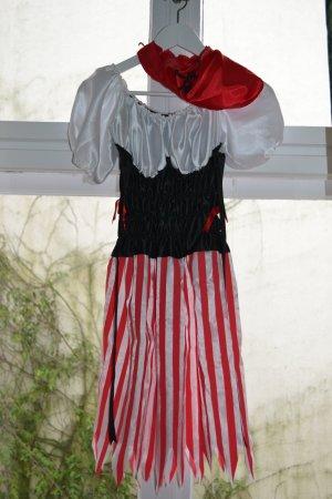 Halloween / Fasching Kostüm Piratin
