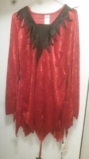 Ladies' Suit red