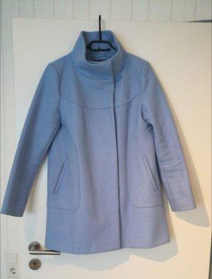 Hallhuber Winter Coat light blue-cornflower blue