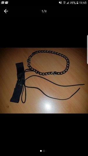 halsband und kette
