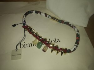 Bimba & Lola Statement Necklace multicolored