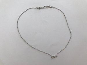 Collar color plata