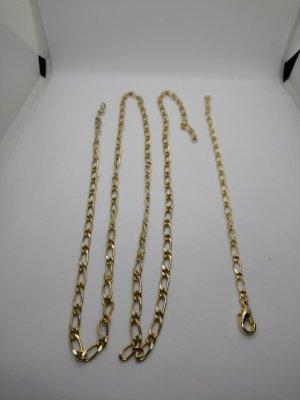 Halskette Armband Gold Lang
