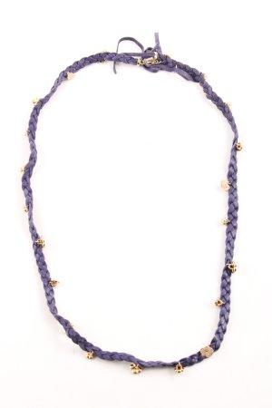 "Bracelet ""Wickelarmband"" dark violet"