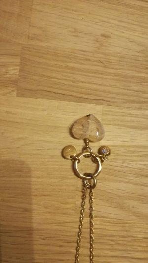 Halskette Dyrberg Kern Gold