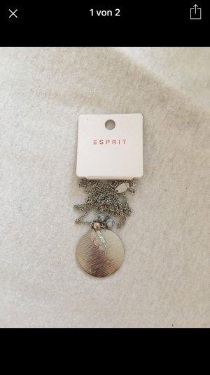 Halskette Esprit silber