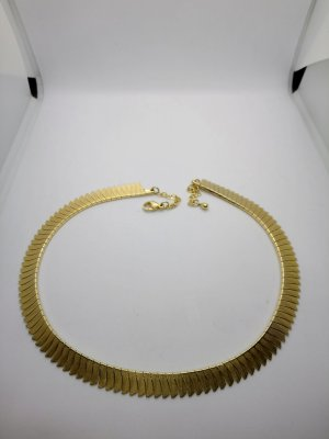 Halskette Gold Farbe