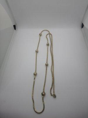 Halskette Gold Farbe Vintage