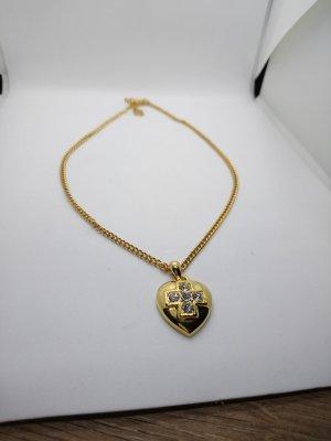 Halskette Gold Herz