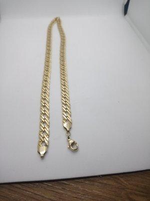 Halskette Gold Vintage Lang
