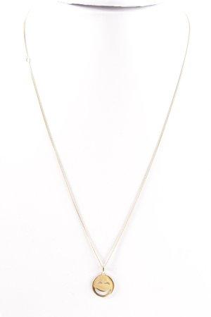 Halskette goldfarben Casual-Look