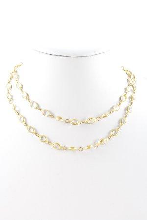 Halskette goldfarben Elegant