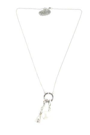Halskette hellbeige Casual-Look