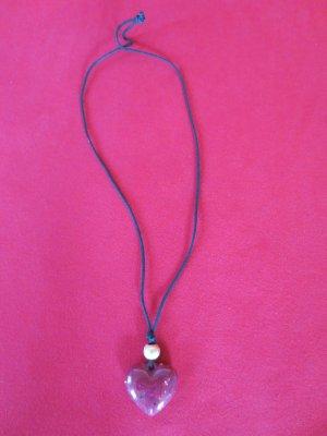 Halskette - Herzanhänger