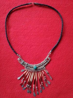 Halskette Indianerschmuck