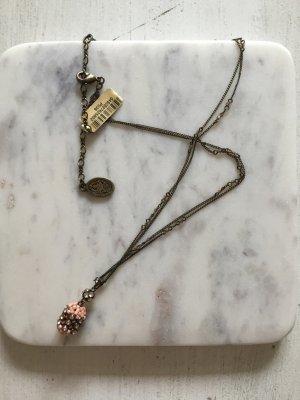 Halskette Kette KONPLOTT Aladdin rosa - NEU