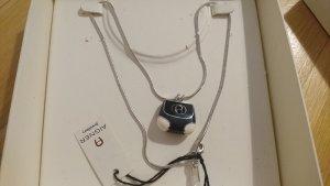 Halskette Kette Silber Aigner mit Anhänger * neu und OVP