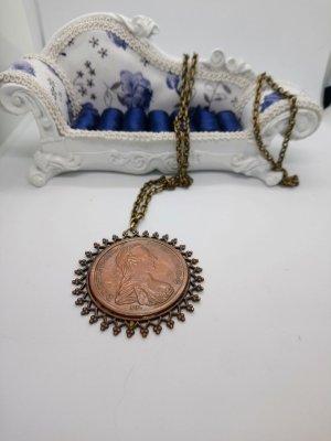 Halskette Maria Theresia aus Bronze