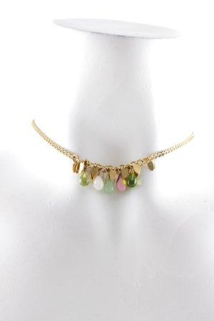 Collana multicolore elegante