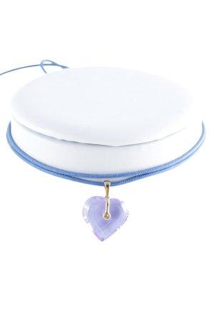 Halskette mehrfarbig Elegant