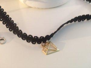 Chain gold-colored-black