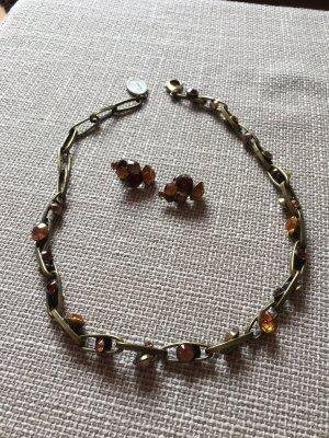 Halskette mit Ohrsteckern von Konplott